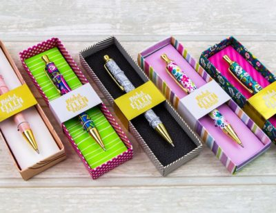 Boxed Pens