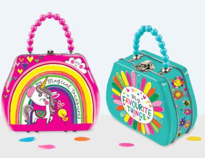 Handbag Tins