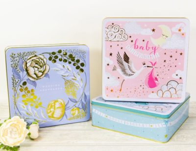 Keepsake Tins