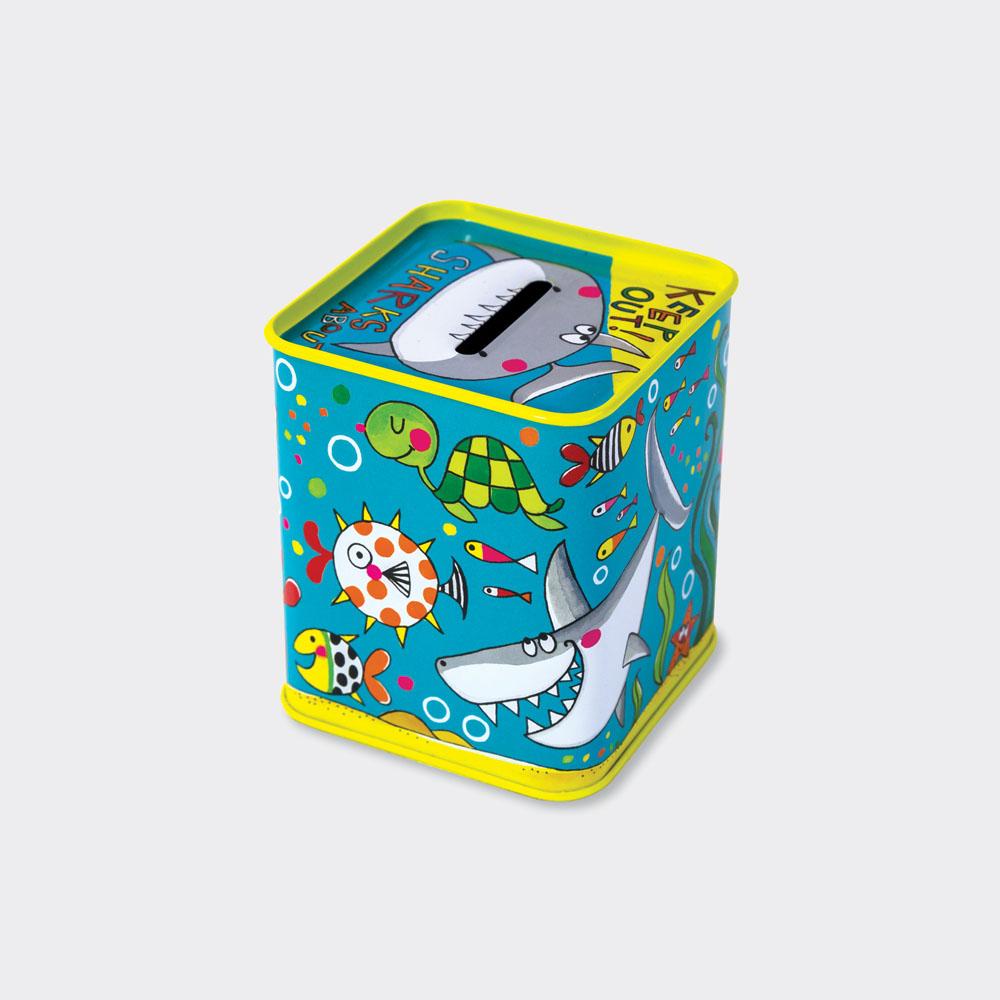 Gift For Girls Rachel Ellen Money Tins Princess Treasure 3 Tiered Swivel Tin