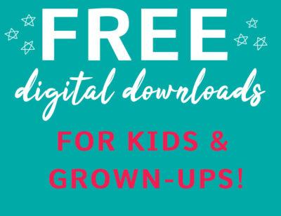 Free Digital Downloads