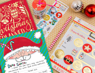 Christmas Gifts & Stationery