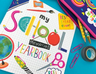 School Memories Yearbook