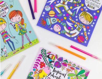 Children's Colouring Books