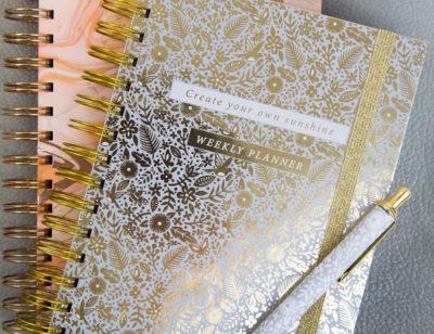 Organisers & Journals